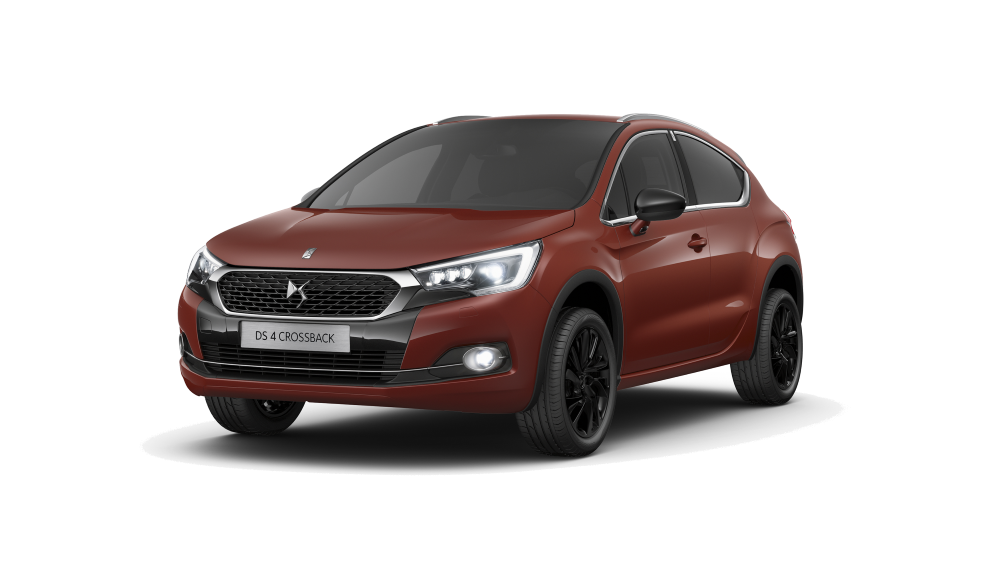 DS 4 Crossback - finitions - DS 4 Crossback