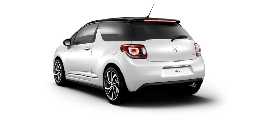 DS 3  - Pearl White