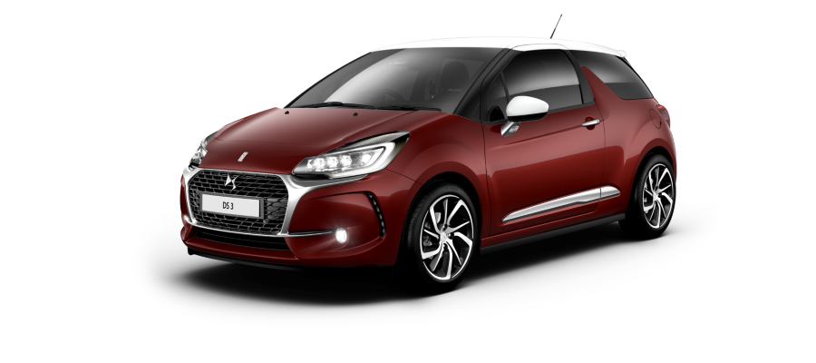 DS 3  - Ruby Red