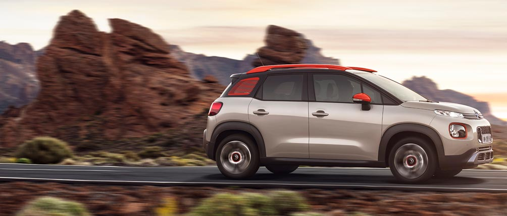 New Citroen C3 Aircross SUV Coming Soon