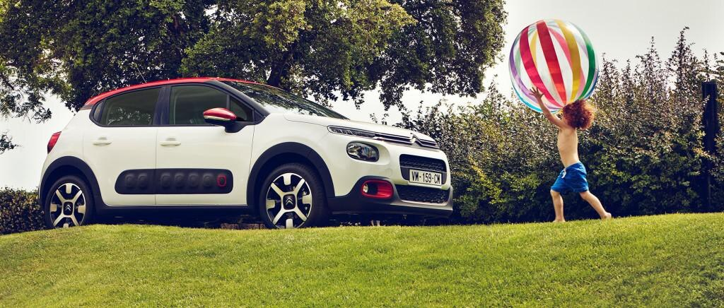 Citroen C3 Coffee Break Alert