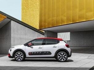 Citroen C3 photos
