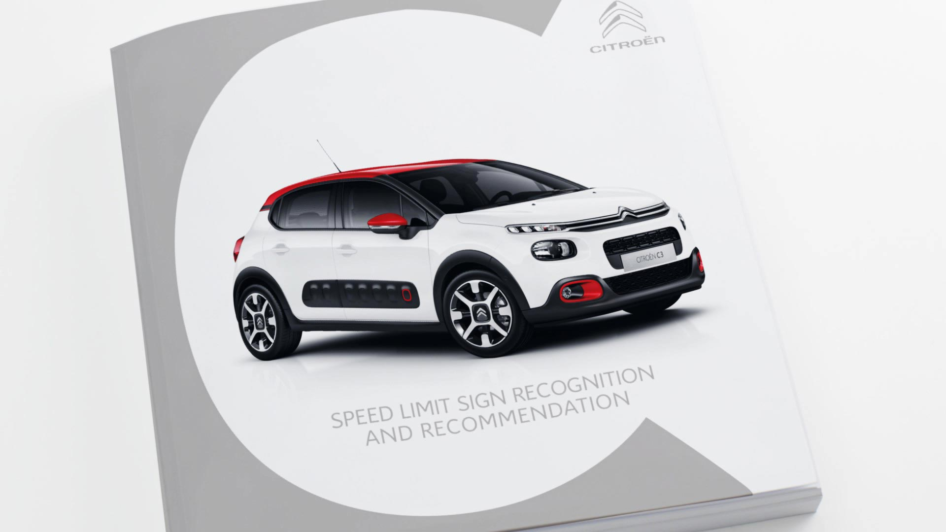 Citroen C3 Tutorial Video - Speed Limit Sign Recognition and Recommendation