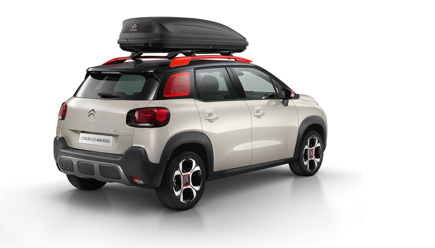 Citroën C3 Aircross Accessories