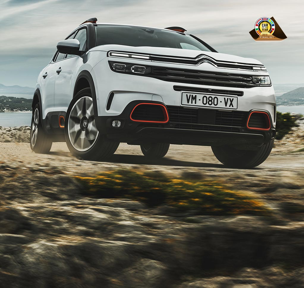 All-New Citroen C5 Aircross SUV Coming Soon