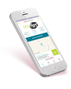 Download the MyCitroën App for your smartphone