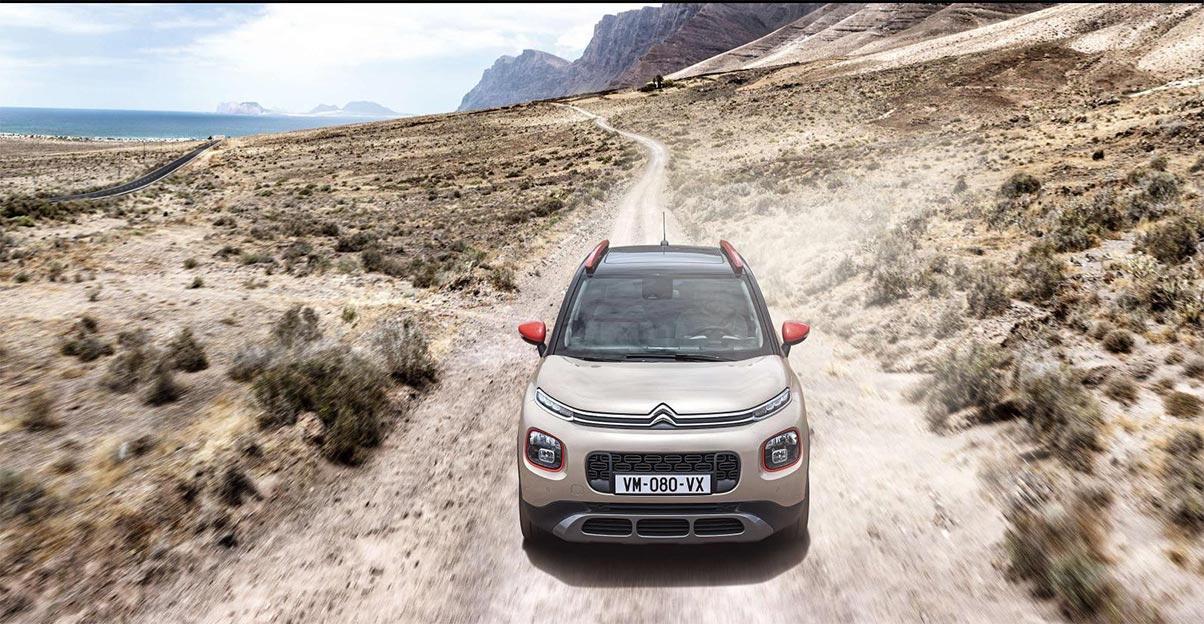 Discover the Citroën C3 Aircross SUV