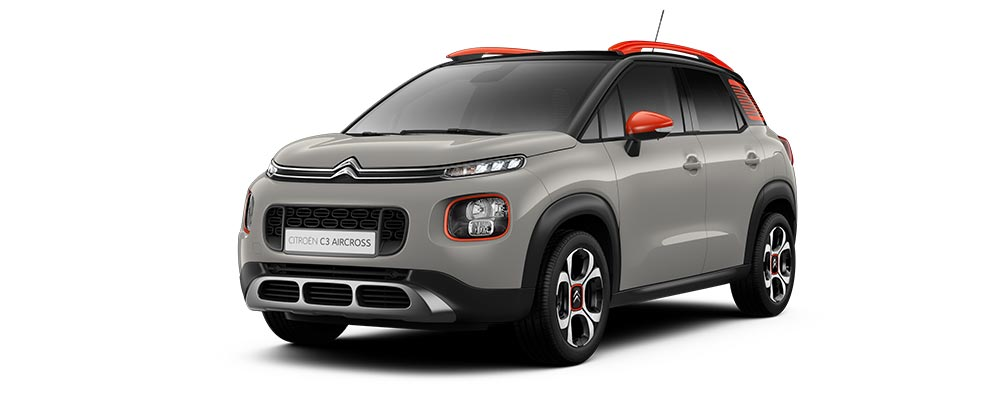 Citroen C3 Aircross SUV Shine