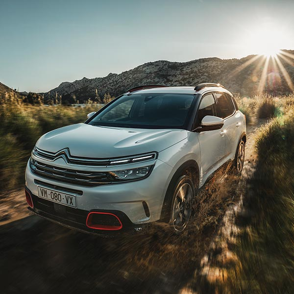 Citroen C5 Aircross SUV Register Your Interest