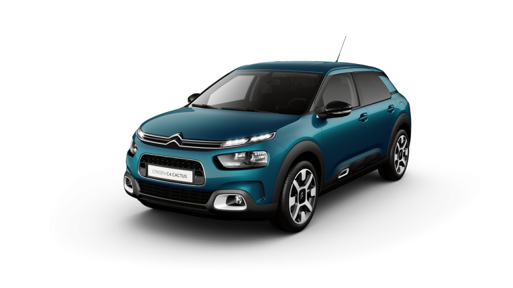 Citroën C4 Cactus Hatch Shine
