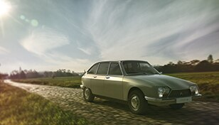 Citroen GS Origins
