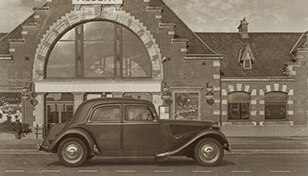 Citroen Traction Avant Origins