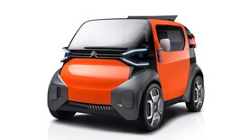 Citroën Ami One Concept - Unique
