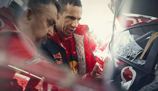 Citroën and FIA WRC World Rally Championship