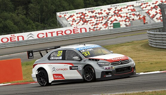 Citroën Racing World Touring Car Championship