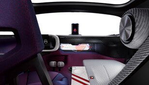 Citroën 19_19 Concept Car - An Intuitive and Proactive Personal Assistant