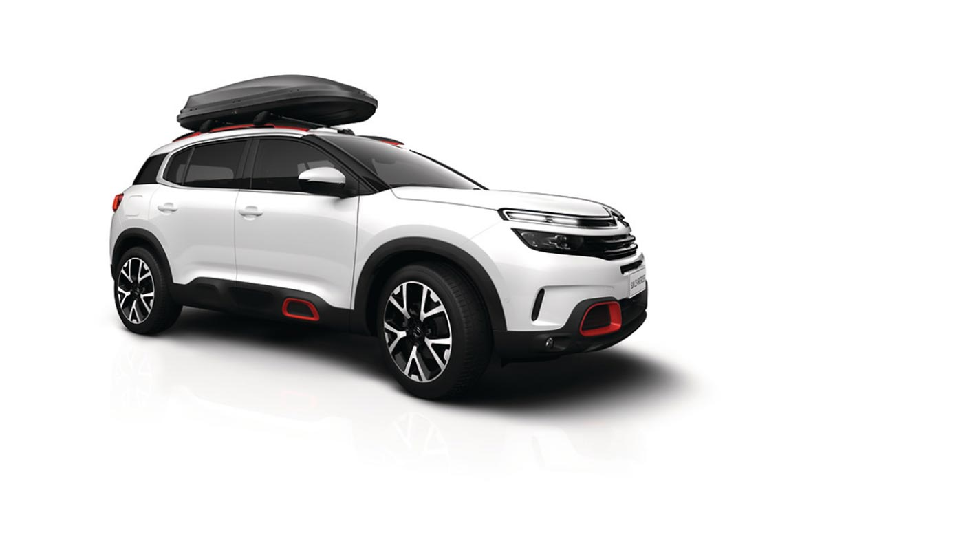 Citroën C5 Aircross SUV Accessories