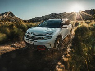 Citroën C5 Aircross SUV | Gallery