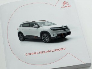 Citroën C5 Aircross SUV Tutorial Video | ConnectedCAM™