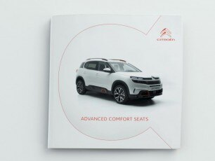 Citroën C5 Aircross SUV Tutorial Video | Advanced Comfort Seats