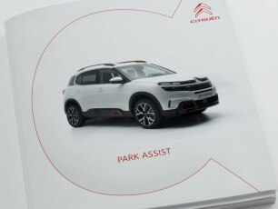 Citroën C5 Aircross SUV Tutorial Video | Park Assist