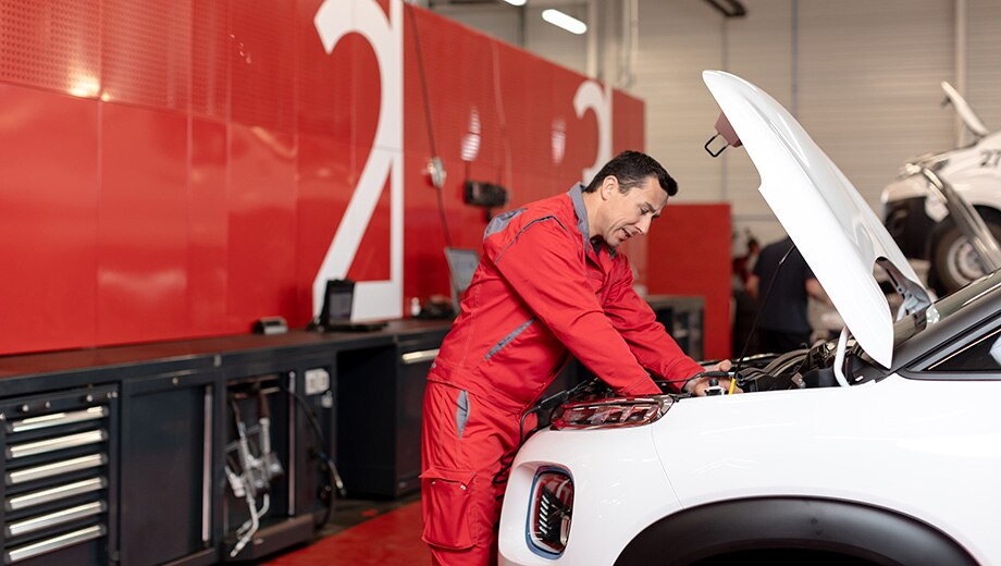 Citroën Fixed Price Servicing Packages