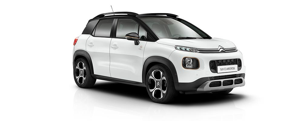 Citroën C3 Aircross SUV Origins Collector's Edition Key Features