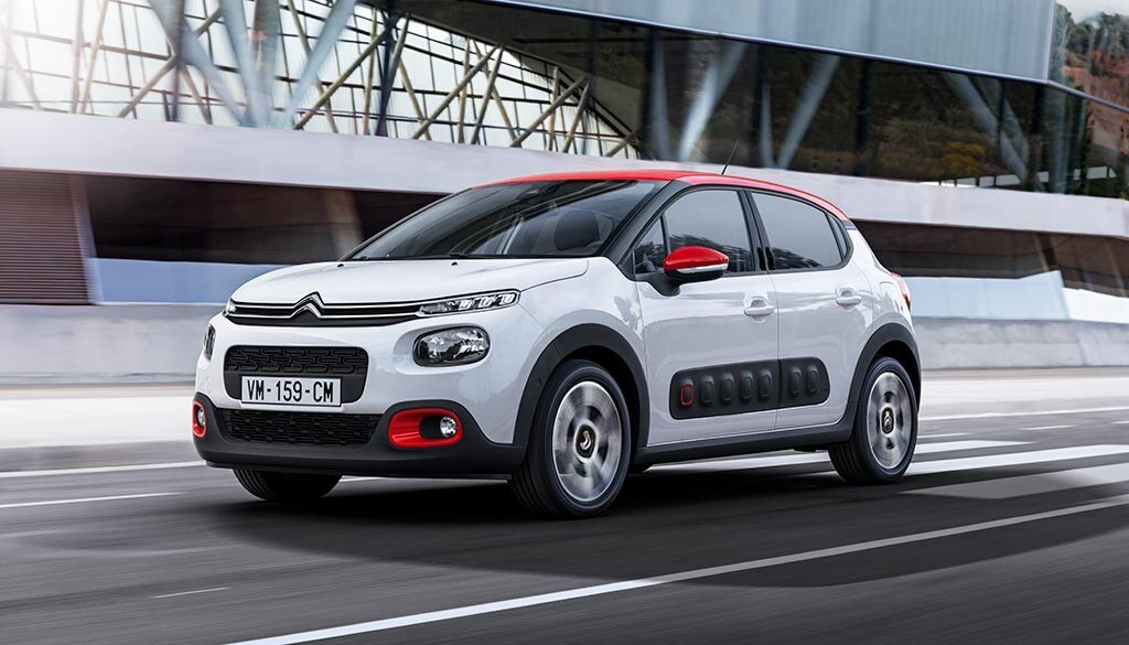 Citroën C3 Finance Offer
