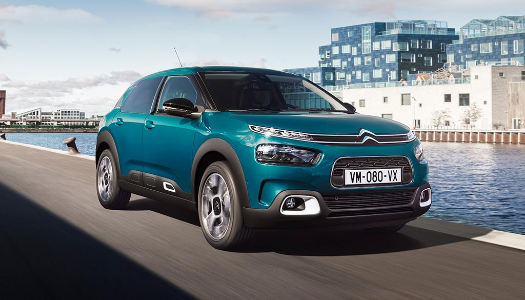 Citroën C4 Cactus Finance Offer
