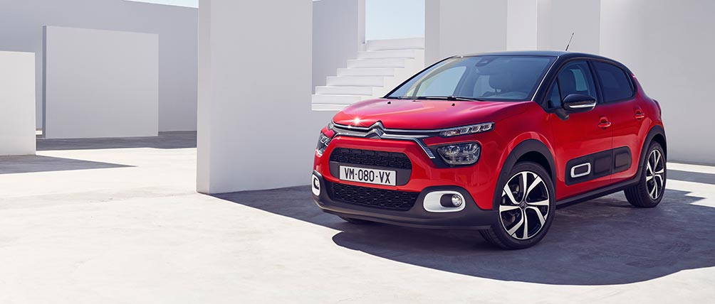 New Citroën C3 Hatchback