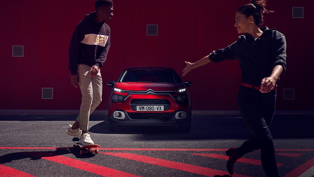 New Citroën C3 Hatch | Image Gallery