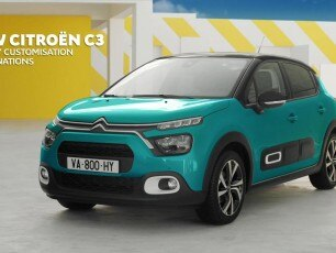 New Citroën C3 Hatch | Gallery | 97 Customisation Combinations