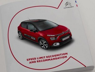 New Citroën C3 Hatch Tutorial Videos | Speed Limit Sign Recognition and Recommendation