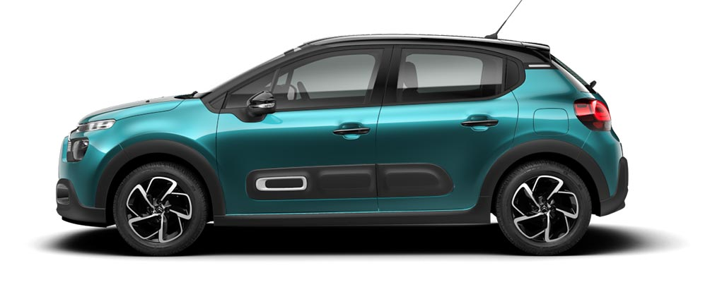 New Citroën C3 Shine | Prices and Trims