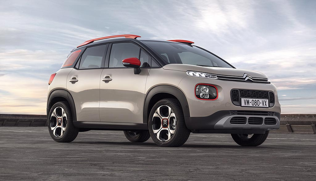 Citroën C3 Aircross SUV With iOWN Intelligent Ownership | From $129 Per Week* and Guaranteeed Future Value