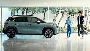 Citroën iOWN Intelligent New Car Ownership | End of Term Replace