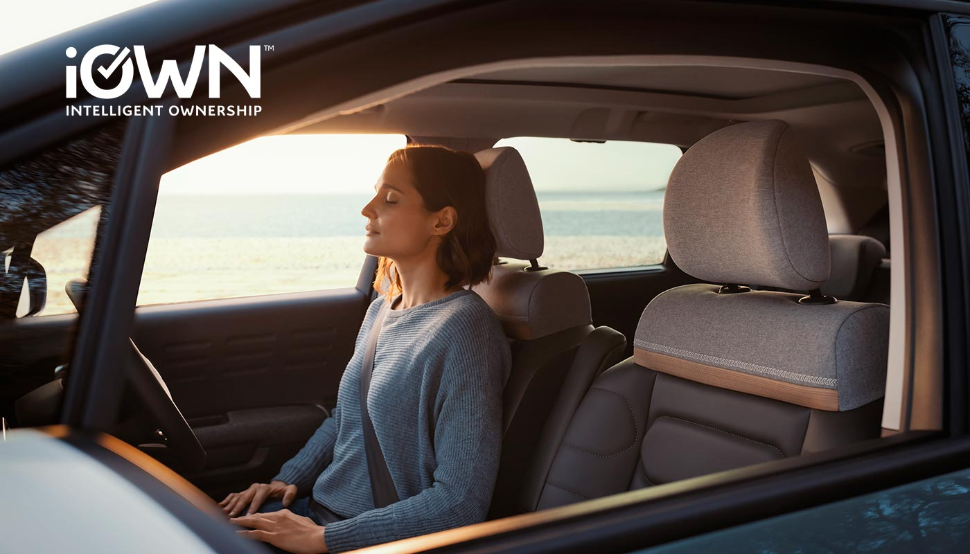Citroën iOWN Intelligent New Car Ownership | No Deposit, Low Weekly Payments and Guaranteed Future Value