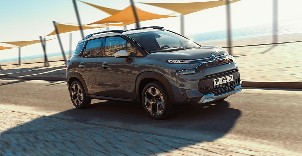 New Citroën C3 Aircross SUV | Arriving Spring 2021