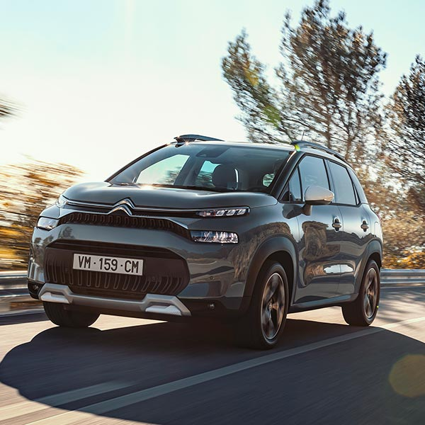 New Citroën C3 Aircross SUV | Register Your Interest